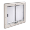 Dometic Seitz S4 Sliding Window - 900mm x 300mm, Windows for Caravan Motorhome and Campervan - Grasshopper Leisure
